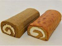 バターロールケーキ(2本入り)